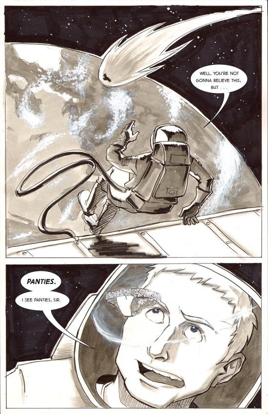 Chapter 1, Itsy Bitsy Teenie Weenie Intergalactic Bikini – Page 03