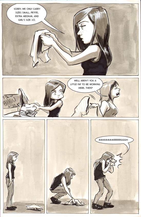 Chapter 1, Itsy Bitsy Teenie Weenie Intergalactic Bikini – Page 08