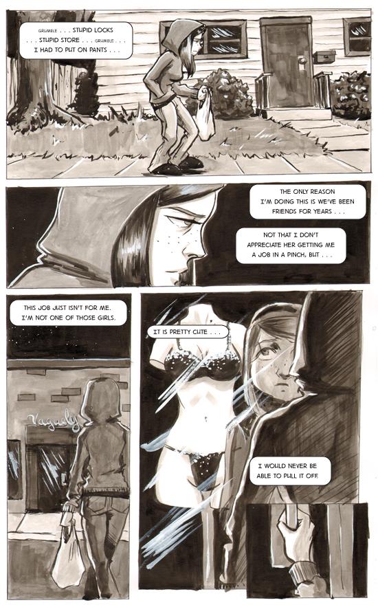 Chapter 1, Itsy Bitsy Teenie Weenie Intergalactic Bikini – Page 18