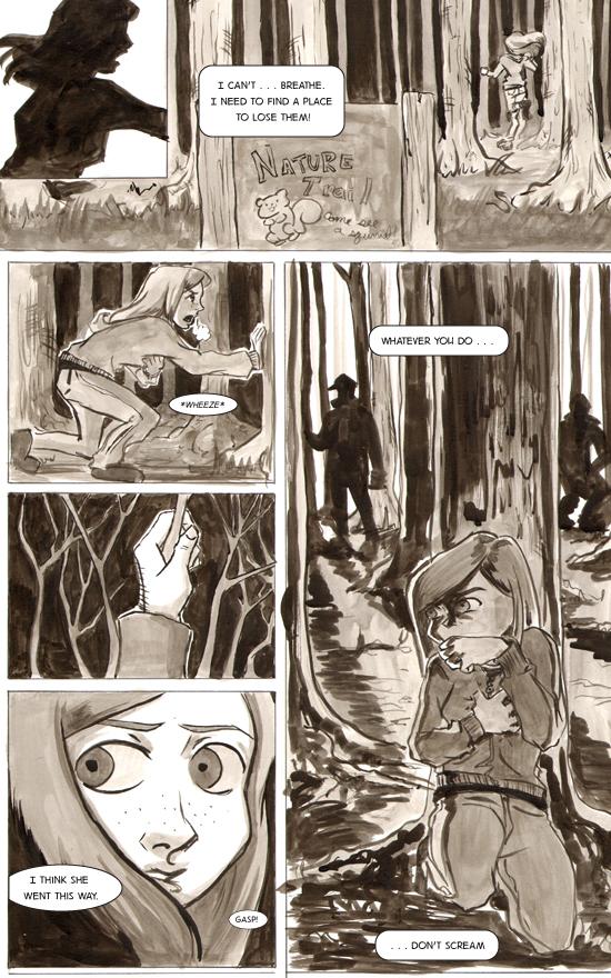 Chapter 1, Itsy Bitsy Teenie Weenie Intergalactic Bikini – Page 26