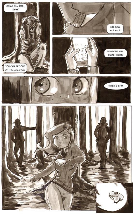 Chapter 1, Itsy Bitsy Teenie Weenie Intergalactic Bikini – Page 27