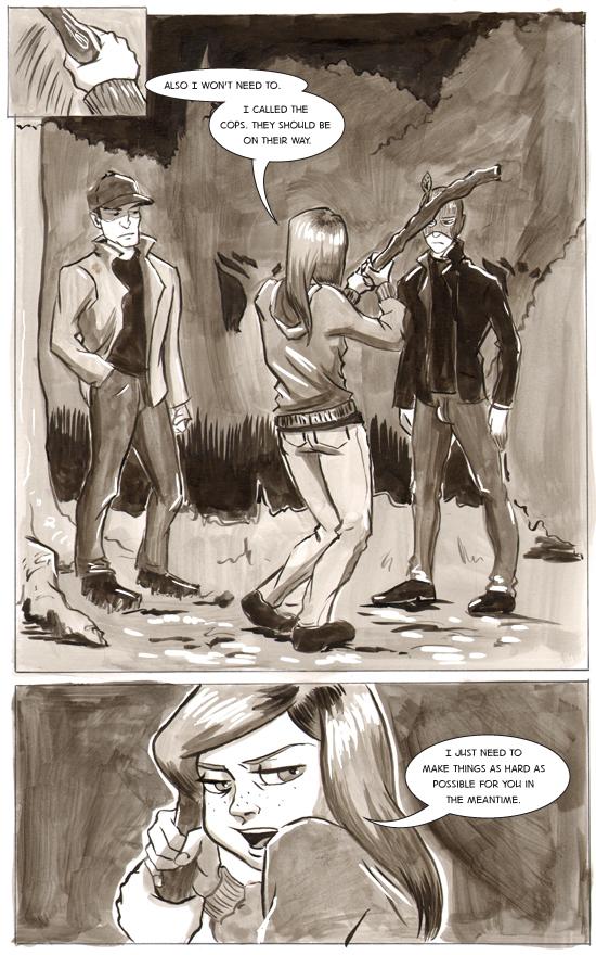 Chapter 1, Itsy Bitsy Teenie Weenie Intergalactic Bikini – Page 31