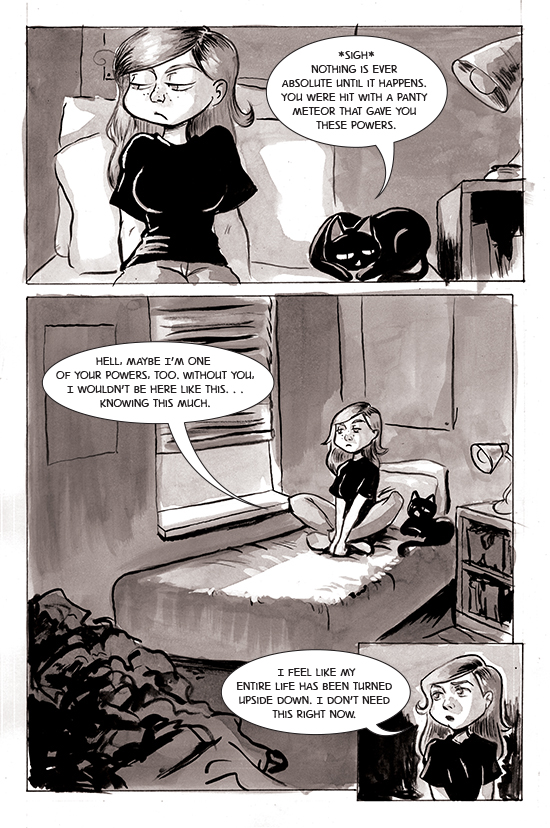 Chapter 03, Good Vibrations – Page 27