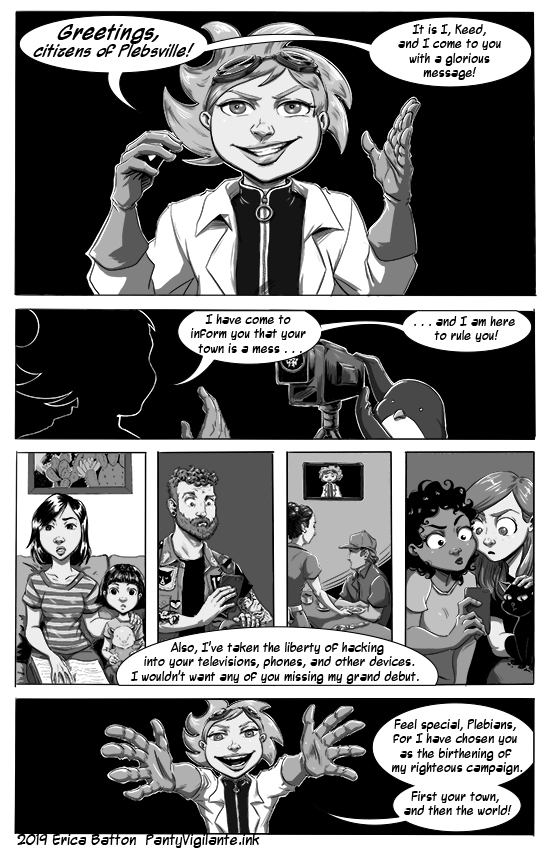Chapter 05, Free The Nipple – Page 22
